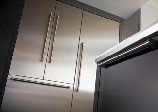Stainless Steel Kitchen Cabinets Alhambra, AZ