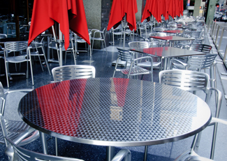 Stainless Steel Dining Table North Mountain, AZ