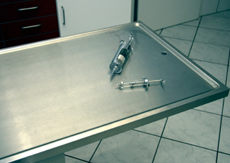 Stainless Steel Table Peoria, AZ