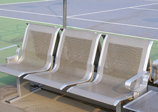 Stainless Steel Bench Maryvale, AZ