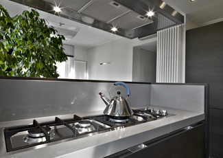 Deer Valley, AZ Stainless Steel Countertop
